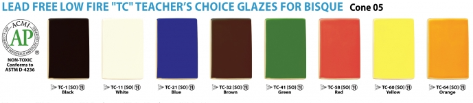 teachers choice glazes