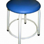 stool shimpo stacking potters stool- cushioned top