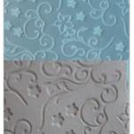 texture mat flower